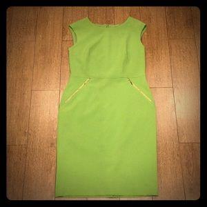 Jones Studio green dress